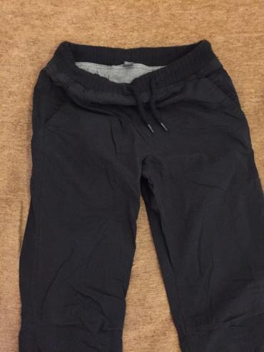 New blue winter sports pants with warm lining bought 25€ . Age 10-11