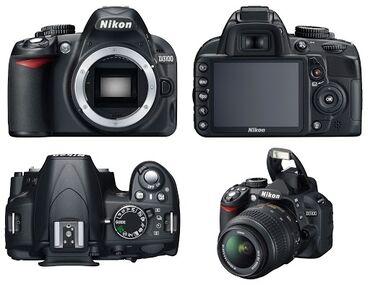 canon 550 d kit в Кыргызстан: Продаю зеркальный фотоаппарат Nikon D3100 Kit 18-55, в идеальном состо