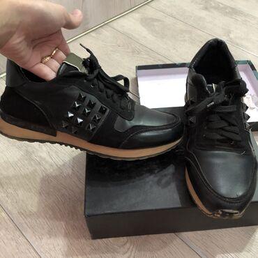 черное платье размер 38 в Кыргызстан: Кож ботинки состояние идеальное 38 размер