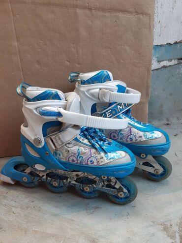Спорт и хобби - Кыргызстан: Продаются ролики, 37-39 размер, состояние хорошее