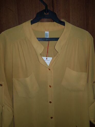 платья рубашки на пляж в Кыргызстан: Продаю новую рубашку