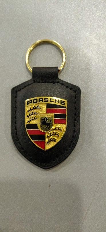 Брелоки на Porsche в наличии черные