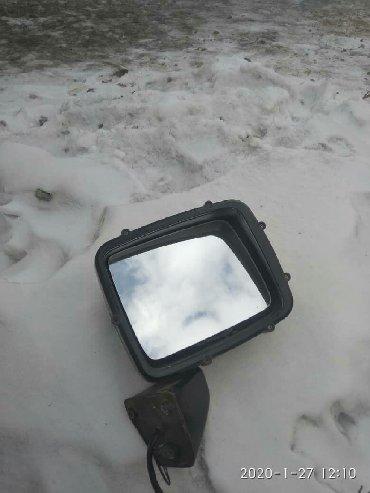 Автозапчасти в Тюп: Галенваген правое зеркало хорошем состояние