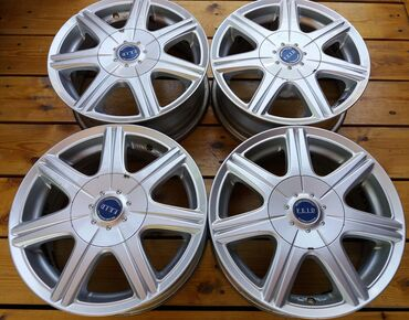 Комплект литых R14 дисков Bridgestone FEID (4*100) R14/PCD 4*100/ET40/