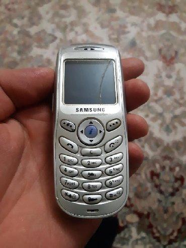 Sgh - Кыргызстан: Б/у Samsung X100 1 ГБ Серебристый