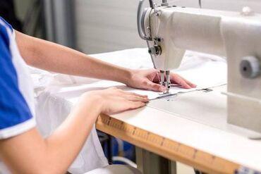 Работа - Чолпон-Ата: Срочно!!! Требуются опытные швеи по производству женских плащей и