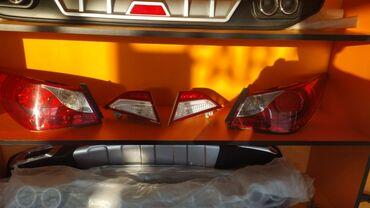 acura cl 2 2 at - Azərbaycan: Hyundai Sonata 2 diodlu stoplar