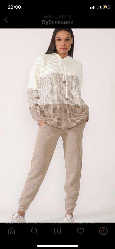Качественные вещи из Турции!!! Двойка вязанная-2690 сом свитер 1390