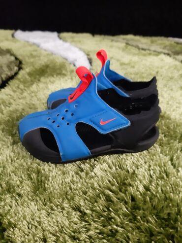 Dečija odeća i obuća   Backa Palanka: Nike sandalice malo koriscene par puta obuvene