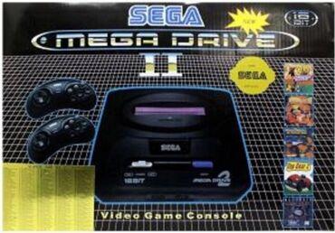 Paket sadrzi - Srbija: Sega mega drive 2Sega Mega Drive II 365 u 1 konzola za video igre Ima