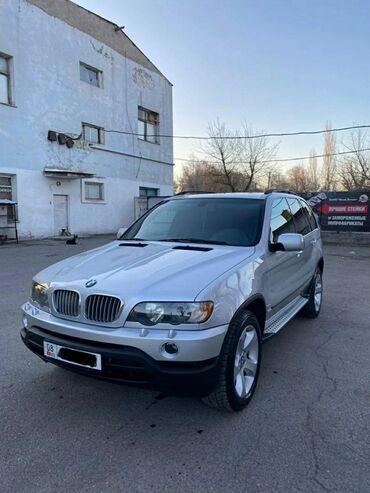 BMW X5 3 л. 2002 | 315000 км