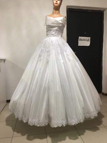 Сдаю платье свадебное размер 40-44 заказывали со штатов w/p в Бишкек