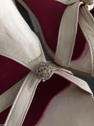 Prelepa sandalica nosena samo jednom - Nova Pazova
