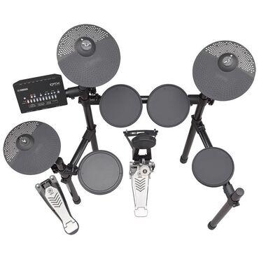 Yamaha DTX402K. Электронная барабанная установка. В комплекте