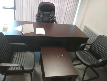 Bakı şəhərində Ofis mebelleri.