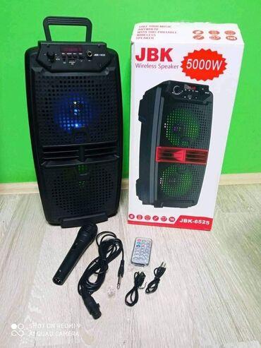 Elektronika - Ivanjica: Blutut Zvucnik Karaoke JBK-6525 sa mikrofonom i daljinskimSamo 3800