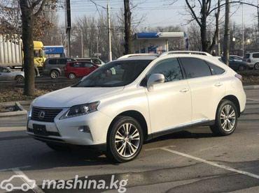 Lexus RX 450 Hybrid в Бишкек