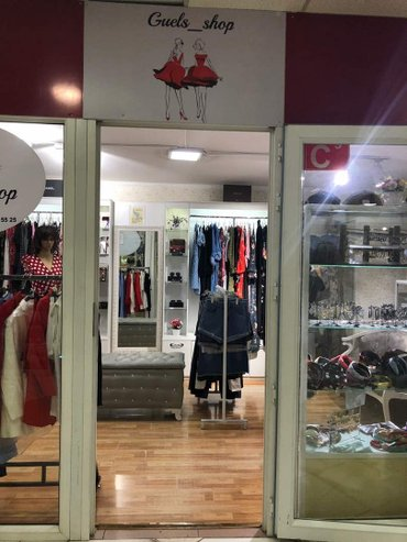 Сдаётся пол бутика в Т.Ц. Караван, 0 в Бишкек