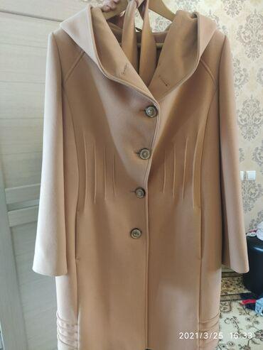 Личные вещи - Ивановка: Женское пальто производство Турция 48 размер