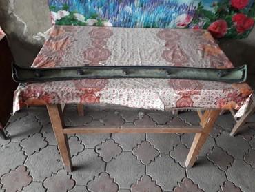 Тюнинг - Кыргызстан: Спойлер козырек на мерс 210 на лабовое