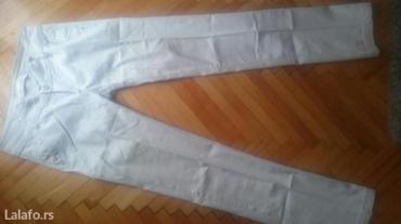 Kosulja-braon-drap-tigrastog-dezena - Srbija: Drap pantalone na ivicu, odlične