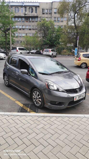 Honda Fit 1.5 л. 2012   86000 км