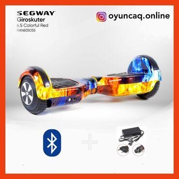 bmw 3 серия 325ti mt - Azərbaycan: Segway 6.5 Smart Balance Wheel  [ Hoverboard ] [ Giroskuter ] 👧🧒  🔸Avt