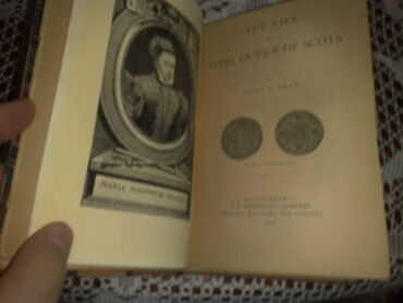 THE LIFE OF MARY QUEEN OF SCOTS 1905 LIMITED EDITIONME 32 ΓΚΡΑΒΟΥΡΕΣ