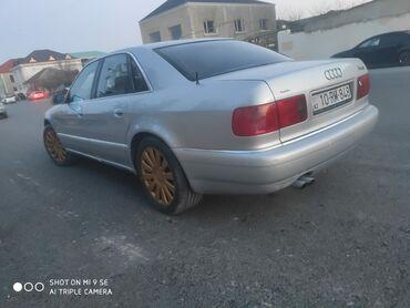 audi a4 2 8 аt - Azərbaycan: Audi A8 2.8 l. 2002 | 211000 km