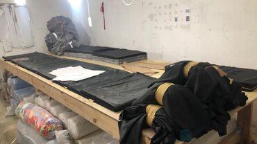 Сниму помещение под швейный цех в районе Аламедин-1 !!
