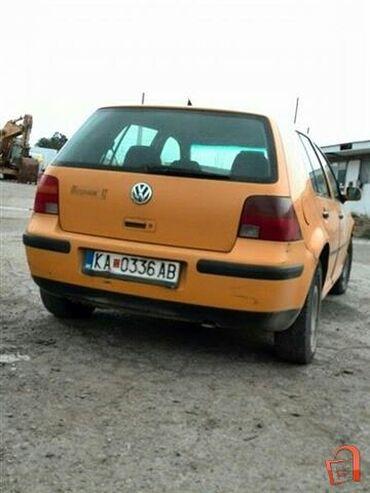 Volkswagen Golf 1.9 l. 1999 | 400000 km
