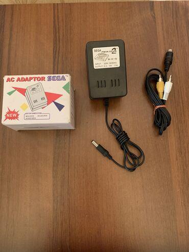 sega oyun kasetleri - Azərbaycan: Sega adapdoru ve kabeli ikiside tezedir