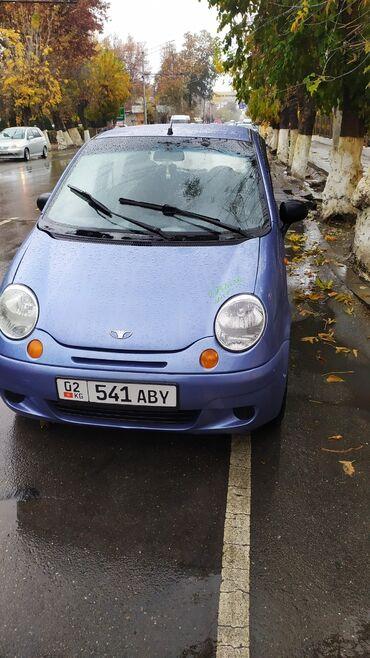 daewoo matiz 2 в Кыргызстан: Daewoo Matiz 0.8 л. 2008 | 97000 км