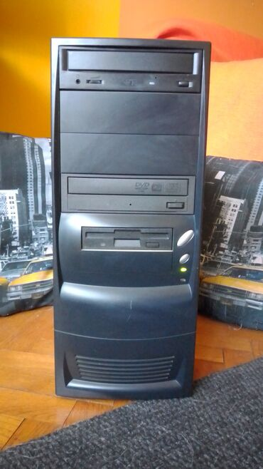 Kompjuter - Srbija: Kompjuter AMD Athlon 64 X2 Dual Core 4200+Maticna ploca