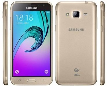 Samsung Galaxy J3 2016 (Gold) в Бишкек