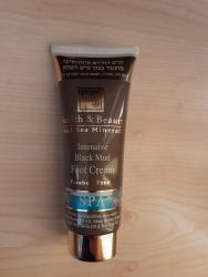 İzrail istehsalı Ayaq kremi.Qara dənizin palçığından hazırlanmış
