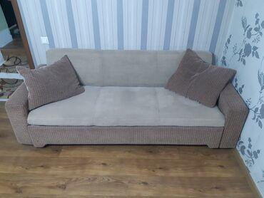 921 объявлений: Продаю раскладной диван с двумя креслами и с подушками!!!