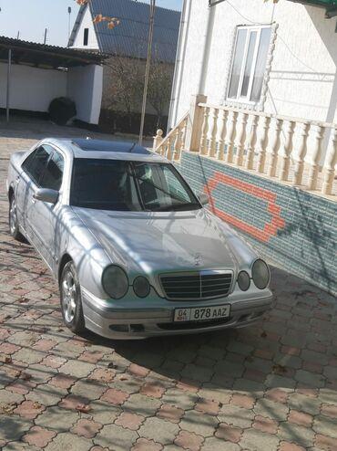 диски моноблоки мерседес в Кыргызстан: Mercedes-Benz E 320 3.2 л. 2000 | 345000 км