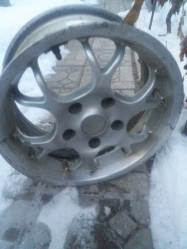 диски на бмв  r15... 5×120 разболтовка  в Бишкек