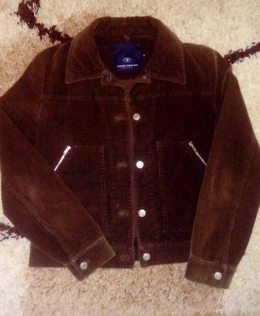 Tom tailor jakna izradjena od somota.Velicina je M.Nova nije - Pozarevac