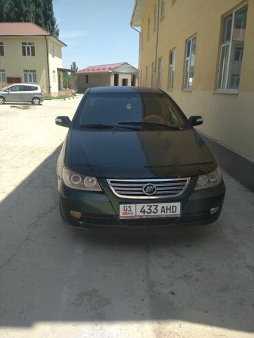 LIFAN в Кыргызстан: LIFAN Solano 1.6 л. 2010   98000 км