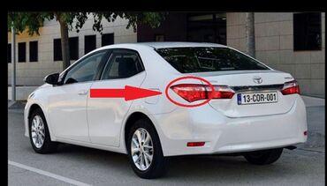 """kredit toyota corolla - Azərbaycan: """"Toyota Corolla 5"""" sol qanaddakı stop işığı Toyota Corolla 5 sol kırlo"""