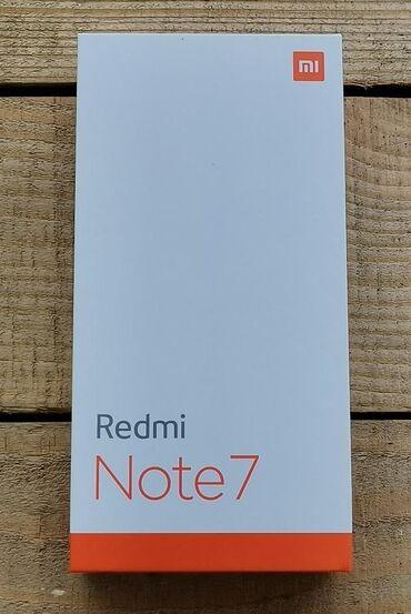 "Mobilni telefoni - Vrnjacka Banja: Xiaomi Redmi note 7 Model:Xiaomi Redmi Note 7Veličina ekrana:6.3""Tip"