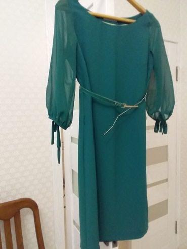зеленые шузы в Кыргызстан: Красивое зеленое платье. 36 раз