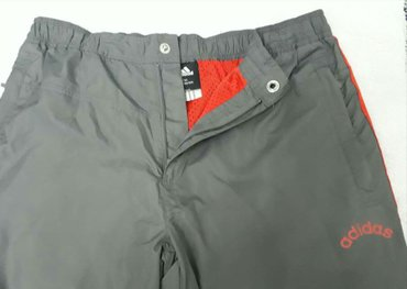 Adidas спортивные штаны, размер  2хl. оригинал 100%. на осень-весну in Бишкек