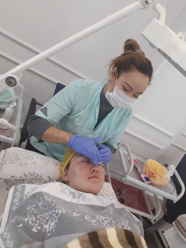 Косметолог-эстетист в Бишкек