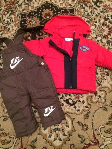 Продаю комбез и куртку осень зима за 2 щтуки  в Бишкек