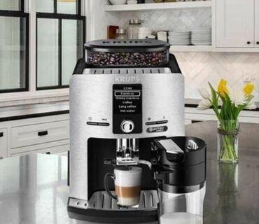 Новая автоматическая кофемашина krups еа82fd10, производства Франции