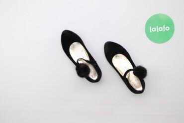 Дитячі замшеві туфлі Davos Gomma, р. 29     Довжина підошви: 20 см  Ст