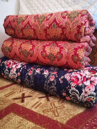 Матрасы, подушки, красивые скатерти, жер тошок!!!! Шью на ЗАКАЗ!!!! Ин